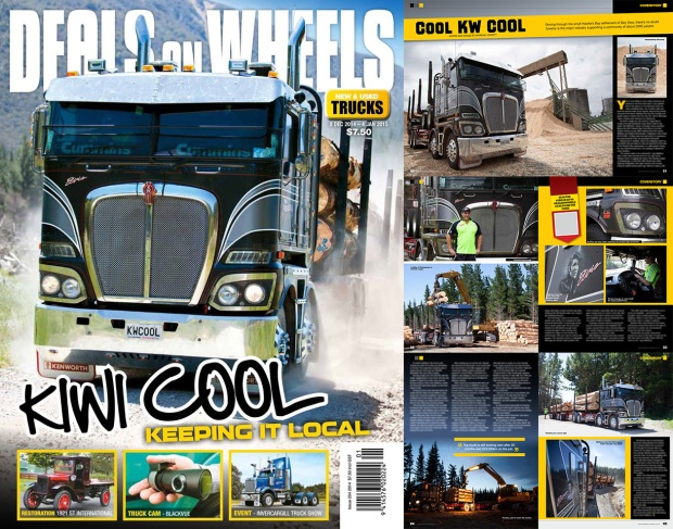 Truck article